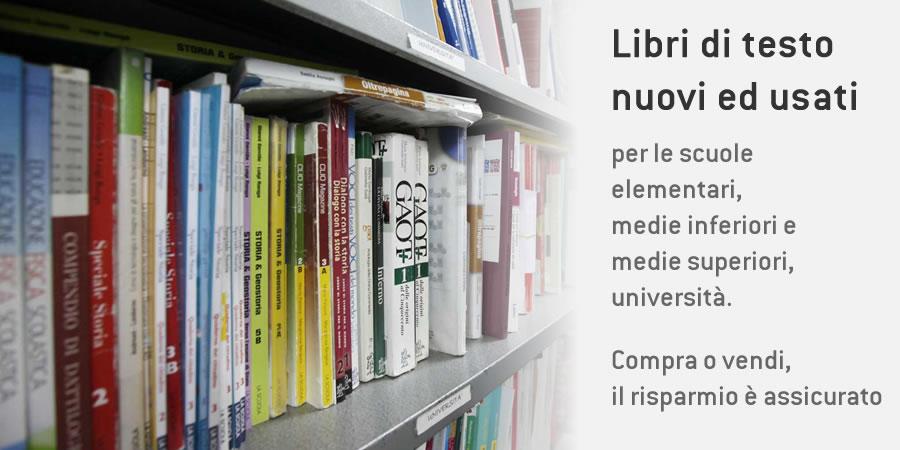 Cartoleria libreria il quadrifoglio omegna verbania for Libri di testo scolastici